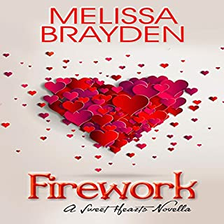 Firework                   Written by:                                                                                                                                 Melissa Brayden                               Narrated by:                                                                                                                                 Kristin Barnes                      Length: 3 hrs and 35 mins     2 ratings     Overall 5.0