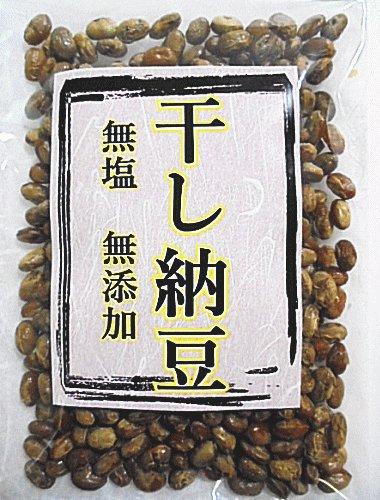 干し納豆 無塩 100g 5袋で1袋サービス