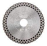 Bellota 50734S115 - Disco de corte de diamante fino para corte porcelánico para radial