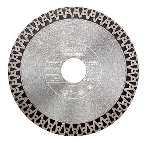 Bellota 50734S125 - Disco de Corte de diamante fino de corte porcelánico para radial