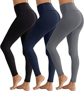 ZOOSIXX Capri Leggings for Women - Extra Soft Printed Floral Capri Pants Reg & Plus Size