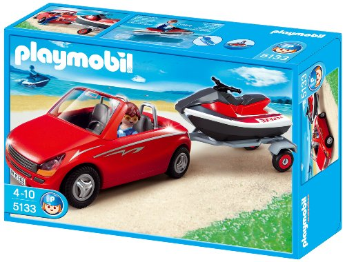 Playmobil Roadster Jetski