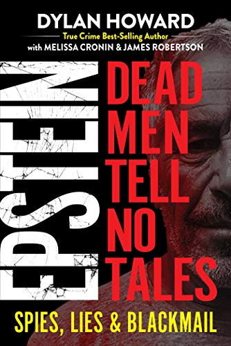 Epstein: Dead Men Tell No Tales (Front Page Detectives) (English Edition)