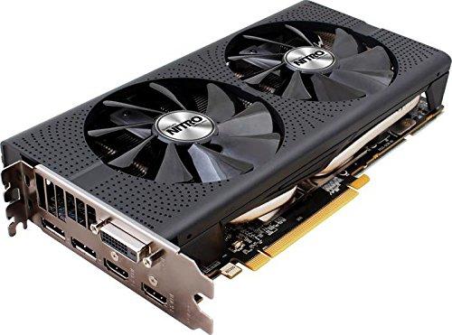 Sapphire Radeon NITRO+ RX 480 4GB GDDR5 PCI-E DUAL HDMI / DVI-D / DUAL DP OC W/BP (UEFI)