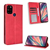 MingMing Wallet Case for Wiko View 5/Wiko 5 Plus Case,