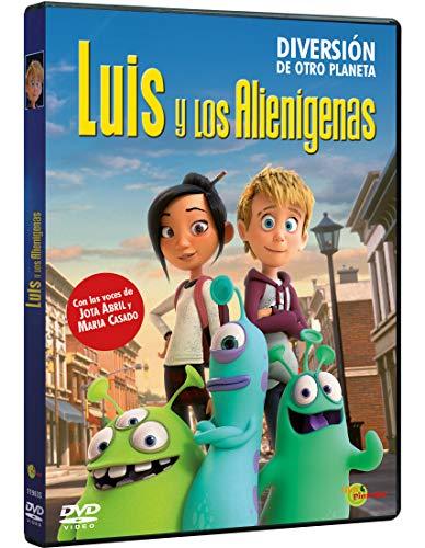 Luis Y Los Alienígenas [DVD]