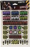 Edge Entertainment- Zombicide: fichas de plástico, Color (EDGZG67)