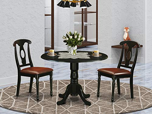 3 Pc Dining room set-Dinette Table and 2 dinette Chairs