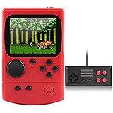 Innoo Tech Handheld Spielkonsole, 500 Klassische Spielen Tragbare Retro-Videospielkonsole Mit 1020mAh Akku, 2.8-Zoll-LCD Bildschirm,Unterstützt Das Anschließen TV-Anschluss Und Zwei...