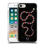 Head Case Designs Slither Serpientes de Coral Carcasa de Gel de Silicona Compatible con Apple iPhone 7 / iPhone 8 / iPhone SE 2020