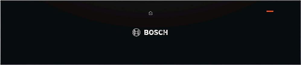 Bosch BIC630NB1 Serie 8 Wärmeschublade / 20 L / Push-Pull-Mechanismus / Schwarz / Warmhalten von Speisen / Geschirr vorwärmen
