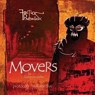 Faction Paradox: Movers audiobook cover art