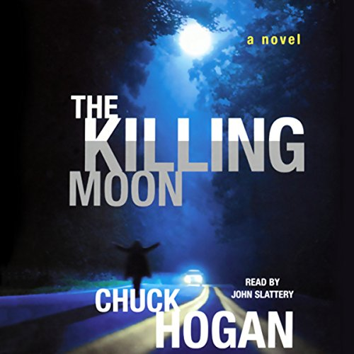 The Killing Moon audiobook cover art