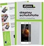 dipos I 2X Schutzfolie matt kompatibel mit Huawei Y6 II Compact Folie Bildschirmschutzfolie