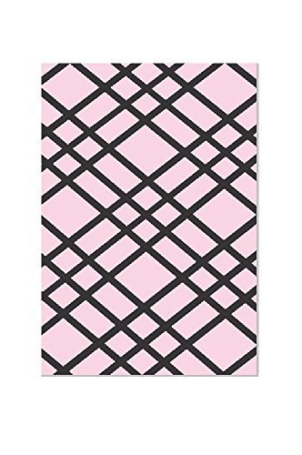 """Bulletin-Memo Board and Picture Frame: Pink and Black (Medium (18"""" x 24""""))"""