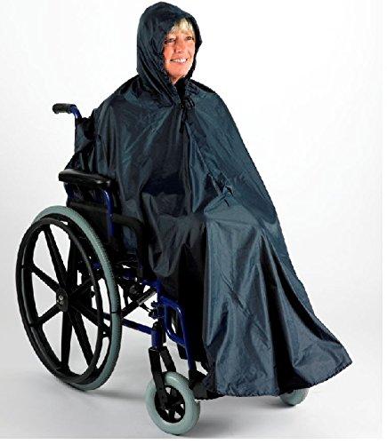 Rolstoel regencape regenbescherming regenjas rolstoel m ritszak 14199