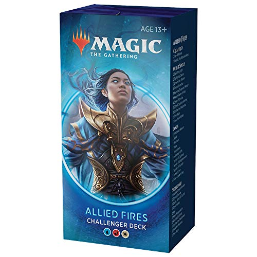 Magic: The Gathering Allied Fires Challenger 2020 Deck