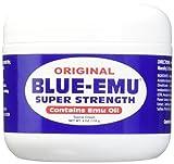 Nfi Consumer Products Blue-Emu Super Strength Emu Oil, 4 Oz 2-Pack