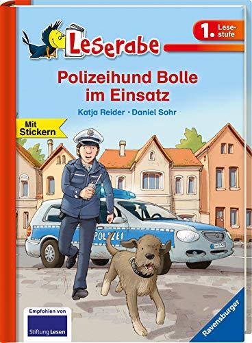 Polizeihund Bolle im Einsatz (Leserabe - 1. Lesestufe)