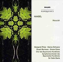 Handel: Messiah by Colin Davis (2008-02-11)