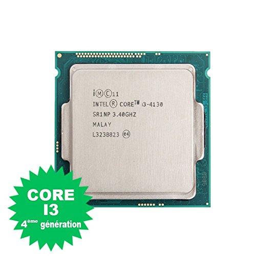 Procesador CPU Intel Core i3–41303.4GHz 3MB 5GT/s FCLGA1150Dual Core sr1np