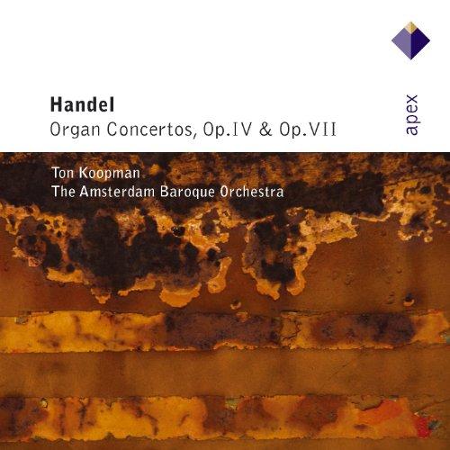 Handel : Organ Concertos Op.4 & Op.7 - Apex