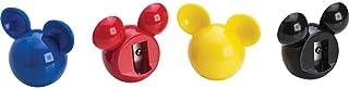 Apontador Sem Deposito Mickey Face - Pote com 32 Molin, Multicor