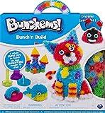 Bunchems-Kit de Manualidades Bunch N Build Shapes, Multicolor, Talla única (Spin Master 6044156)