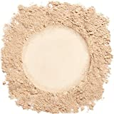 Mineral Make Up, Medium Foundation Powder, Mineral Makeup, Concealer Makeup, Natural Makeup Made with Pure Crushed Minerals, Loose Face Powder. Demure Mineral Makeup