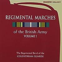 Regimental Marches of the British Army by NEWSTEAD / DEAN / THORNBURROW / T (1992-10-28)