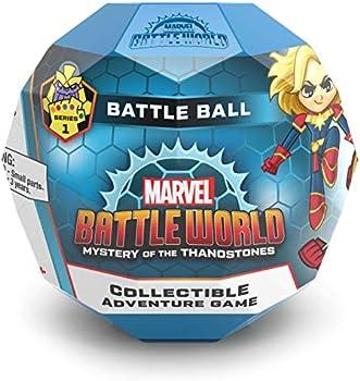 Funko Marvel Battleworld Battle Ball Adventure Game