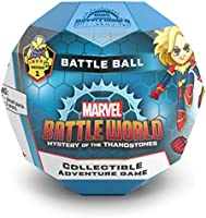 Funko Marvel Battleworld: Battle Ball Series 1 - Collectible Adventure Game