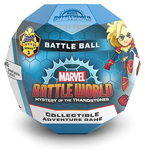 Funko Marvel Battleworld Battle Ball - Single Blind Capsule