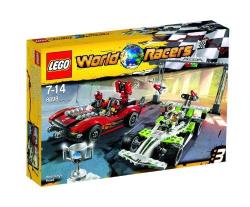 LEGO World Racers 8898 - Rennen auf heißem Asphalt