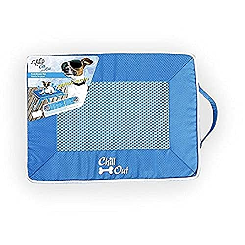 ALL FOR PAWS Tapis rafraichissante Chill Out, Taille S, 36 x 50 x 6 cm
