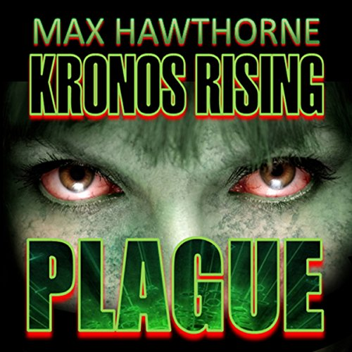 Plague audiobook cover art