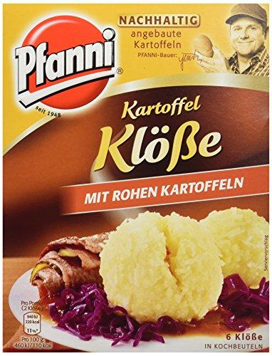 Pfanni Kartoffel Klöße mit rohen Kartoffeln, 1er-Pack (1 x 200 g)