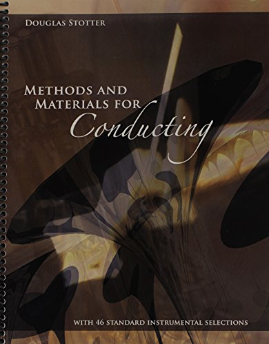 Compare Textbook Prices for Methods and Materials for Conducting/G6736  ISBN 9781579995515 by Douglas Stotter