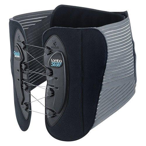 Thuasne LombaStab Cinturón Lumbar - Dolor de espalda, dolor de espalda, espasmo muscular de espalda, lesiones de espalda, mala postura, tratamiento y prevención de dolor de espalda 4 26cm ⭐