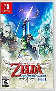 Soar between floating islands and Descend to the treacherous surface world In this updated HD version of the Legend of Zelda: skyward Sword game. Gently swing your Sword and angle your slashes to uncover and break through opponents' Defenses using in...
