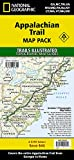 Appalachian Trail [Map Pack Bundle] (National Geographic Trails Illustrated Map) 1
