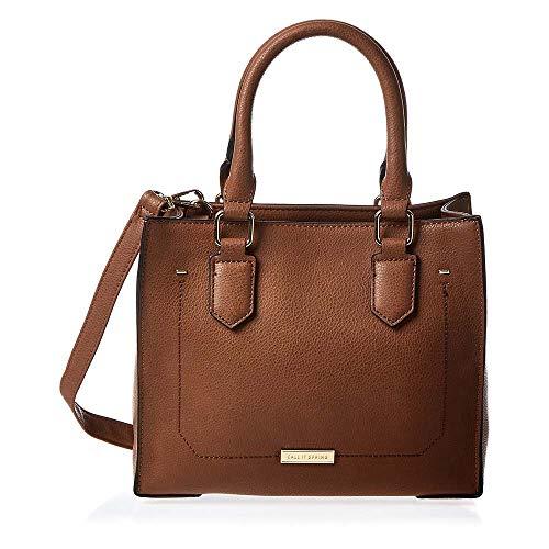 Call It Spring Handbag, Rirang-Cognac