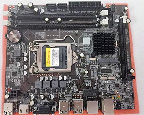 Zebronics Intel H55 Chipset Motherboard Socket 1156 Zeb55