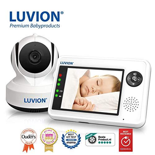Luvion Essential Babyphone - Babyfoon Met Camera - Premium Baby Monitor - Kooptip Besteproduct.nl