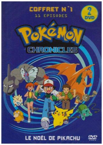 Pokémon Chronicles Coffret n°1