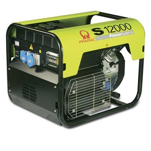 Pramac generadores de electricidad S12000 SHB