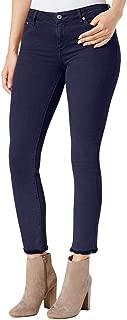 Lucky Brand Womens Lolita Denim Frayed Hem Skinny Jeans