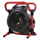 Pro-Temp PT-515-120 Electric Heater, Red