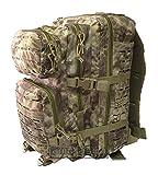 Zaino US Assault Pack Large taglio Laser Mandra - Kryptek Nomad