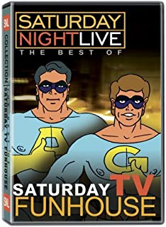 Saturday Night Live: The Best of Saturday TV Funhouse by Tracy Morgan